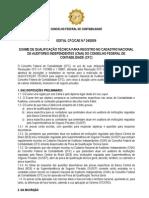 Qualificação Técnica Auditoria