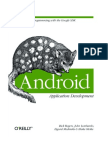 Android Application Developement O'Reilly
