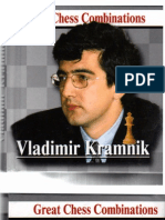 Vladimir Kramnik -Great Chess Combinations