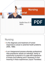 Nursing Tutorial