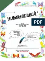 Almanah de dascal Nr.8