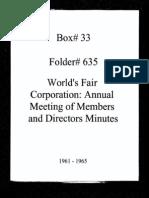 World's Fair Corporation