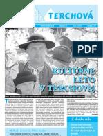 Obecné noviny Terchová - 2012 / 4
