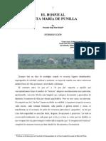 1-MI ARTýýCULO    EL HOSPITAL SANTA MARýýA DE PUNILLA