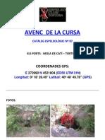 AVENC DE LA CURSA