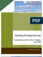 Building Envelope Survey