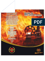 Guide to Oils and Greases