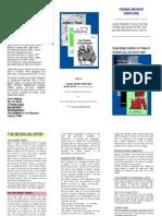 016 Book Brochure