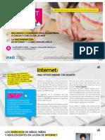 Internet Segura. Redes sociales sin riesgo ni discriminación - Unicef (2011)