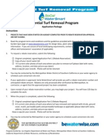 mwd rebate form turfremoval ladwp