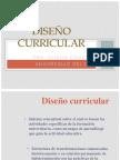 presentacion maestria diseño curricular