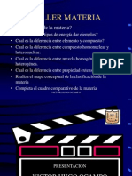 Presentacion Materia 2012