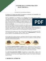 Teoría Estructura de la Materia