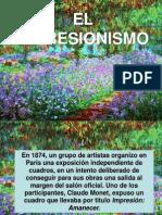 El Impresionismo 2016