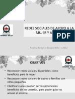 Clase 1 Redes Sociales y de Apoyo 2012 (1)