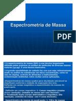 Espectroscopia de Massa PG 2007 2[1]