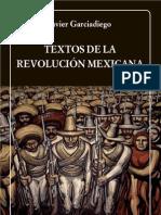 Textos de La Revolucion Mexicana
