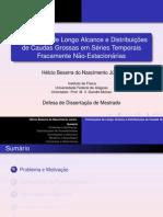 MODELO DE APRESENTAÇÃO - ABNT
