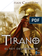 Tirano IV. El Rey Del Bosforo - Christian Cameron