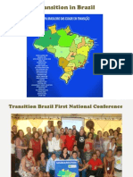 Transition Brasilândia and Granja Viana Presentation