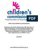 OCC Accelerated Report for the Secretary of State for Education FINAL 03 July 12