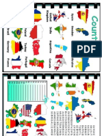 Countries + Word Search