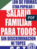Afiche Iniciativa Popular