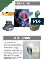 10 Mineral Es