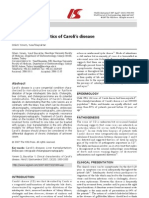 Caroli Disease enfermedad de caroli