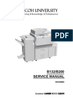 Ricoh Aficio 3260 service manual