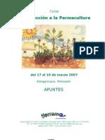 Curso de Introducción a la Permacultura.