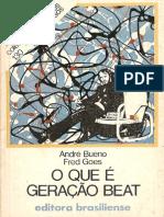 93598889 O Que e a Geracao Beat Andre Bueno