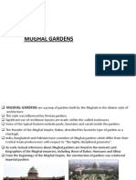 Final Mughal Gardens