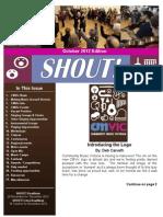 CMVic - October SHOUT 2012
