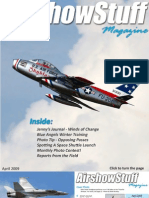 Air Show Stuff Magazine - Apr 2009