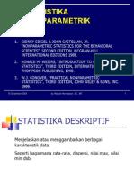 Nonparametrik Statistik