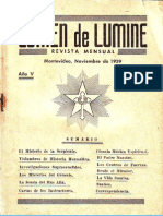Lumen de Lumine 51 - Noviembre 1939
