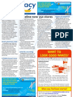 Pharmacy Daily for Tue 25 Sep 2012 - Priceline, antibiotics, extended pill, clinical trial guidance and much more