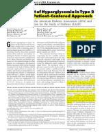2012 ADAEASD Guidelines. Diabetes Care