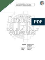 Fundicion Caletones