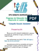 Escuelas Saludables Barranca