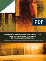 LIVRO- Pensando Sobre Politicas Publicas de Lazer...