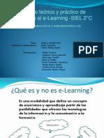 Seminario teórico y práctico de Introducción al e-Learning(1)