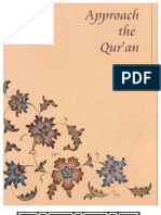 Approach the Quran by Sheikh Yusuf Al-Qaradawi
