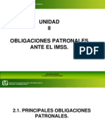 II Obligacionespatronalesanteelimss1 100426145846 Phpapp01