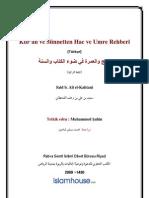 Kur'an ve Sünnetten Hac ve Umre Rehberi