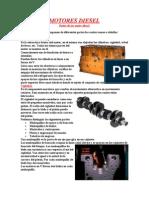 Partes Motor Diesel