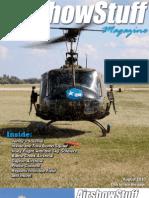 Air Show Stuff Magazine - Aug 2010