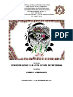 Proyecto Dia de Muertos