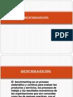 Diapositivas Del Tema Benchmarking